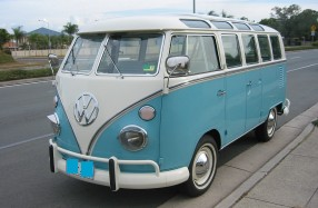1965 Volkswagen Type 2 Kombi Bus Restoration