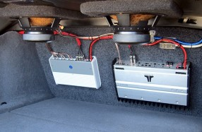BMW E39 M5 - Speaker and Amplification Upgrade