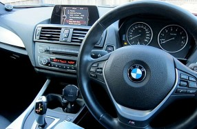 BMW 118i - Stereo Sound Upgrade