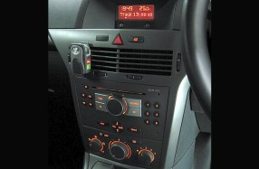 Holden Astra CD - German Maestro Speaker Upgrade