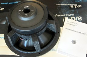 ADS A12s 12 inch Car Subwoofer