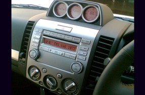 Ford Ranger Wildtrak - Parrot and Polk Audio Upgrade