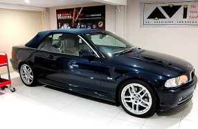 BMW 330ci E46 - Harman Kardon Repair