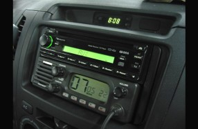 Toyota Hilux Utility - Stereo and Accessories.