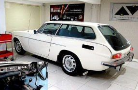 Volvo 1800ES - Complete Restoration and add Audio