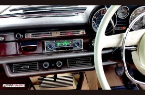 Mercedes Benz 280S - Audio and Electrical