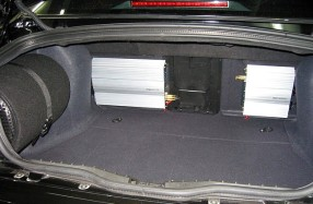 Alfa Romeo 156 GTA - Competition Stereo System
