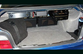 BMW E36 M3 - Full Nakamichi - Trunk