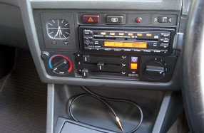 BMW E30 325is - Nakamich and Polk Audio