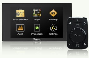 Parrot Asteroid Mini Bluetooth Handsfree Music and Apps
