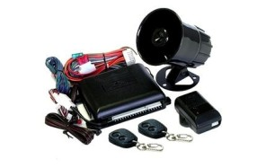 Mongoose M20 Car Security Alarm System