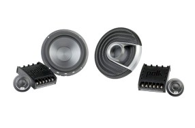 Polk Audio -  MM 6.5 Component 2-Way Speaker System