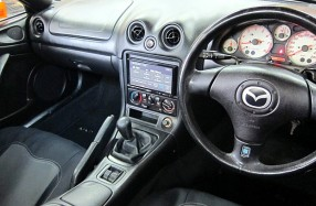 Mazda MX5 - Audio System