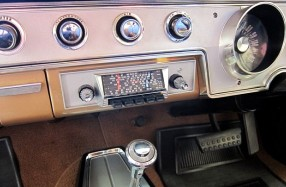 1969 Chrysler Valiant VC Restore Car Radio and Electrics