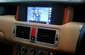 Range Rover Vogue L322 Stereo Upgrade