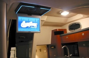 Boston Whaler - Audio Visual System