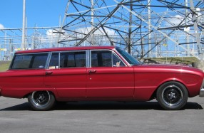 1965 Ford XM Wagon Restoration Audio and Security