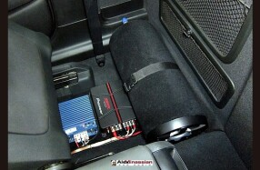 Holden VE SS Ute - Audio Upgrade