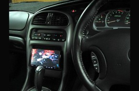 Holden WH Statesman International - Audio Visual System