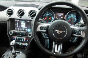 Ford Mustang GT - Sync 3 - Stereo Sound Upgrade