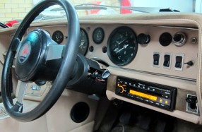 1974 Maserati Merak Sound System and Restoration